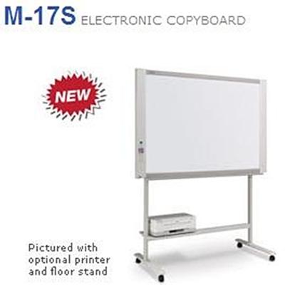 黑白電子白板   PLUS M-17S